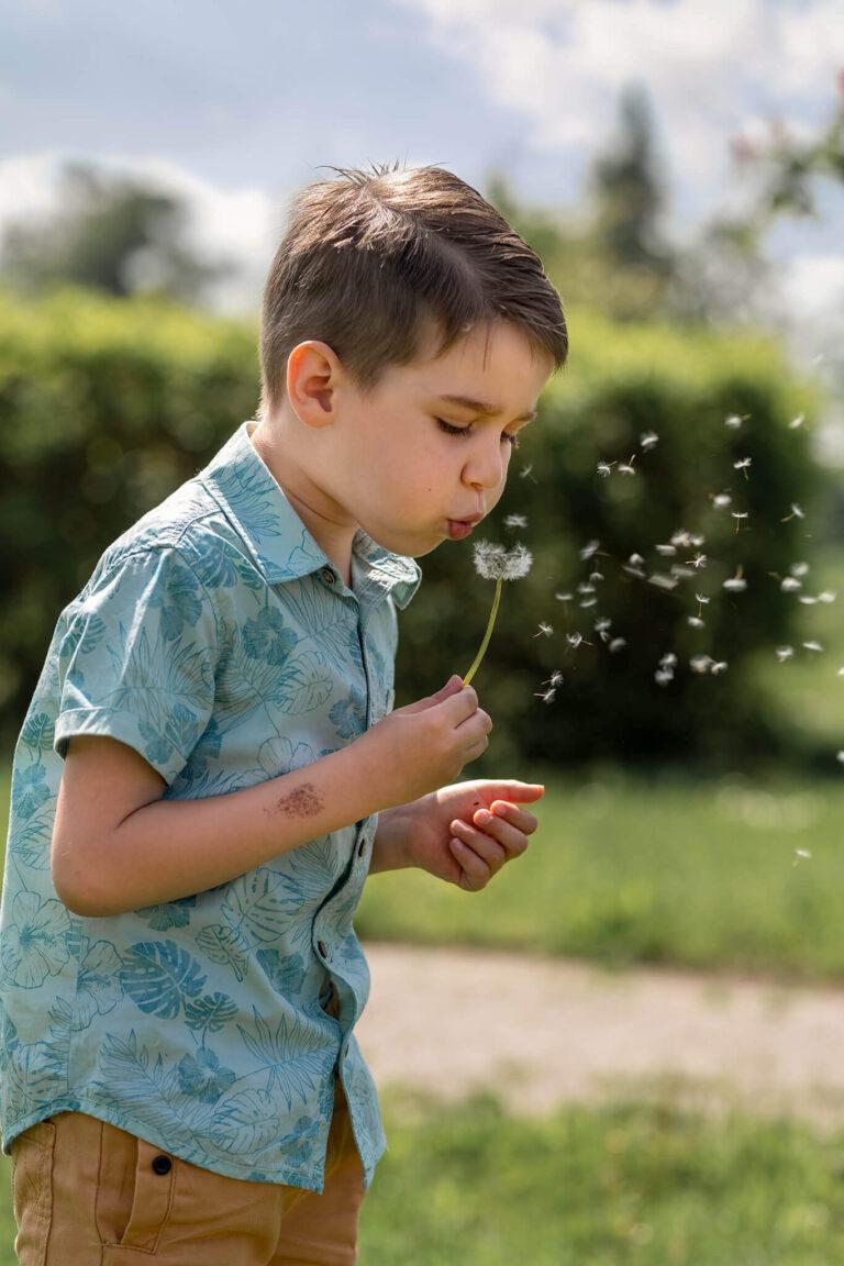 Fotografia dziecięca plenerowa w pruszczu gdańskim
