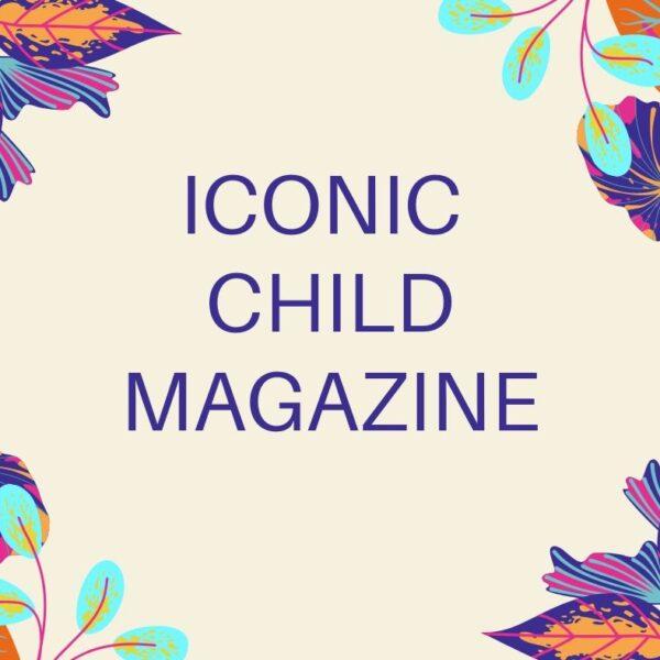 """Publikacja w magazynie """"Iconic child"""""""