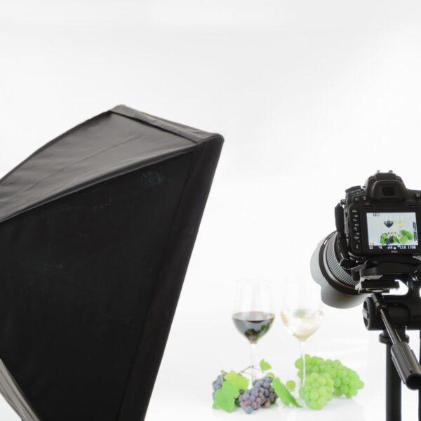 Studio fotograficzne – podstawowy sprzęt