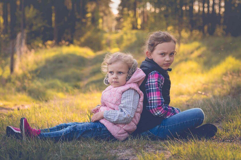 jak fotografowac dzieci